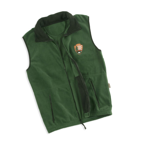 Arrowhead Fleece Vest