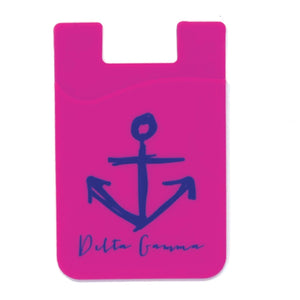 Delta Gamma Cell Phone Wallet