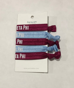 Pi Beta Phi Hair Tie