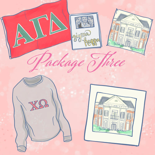 Bid Day Package 3