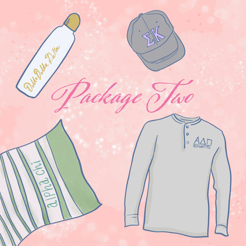 Bid Day Package 2
