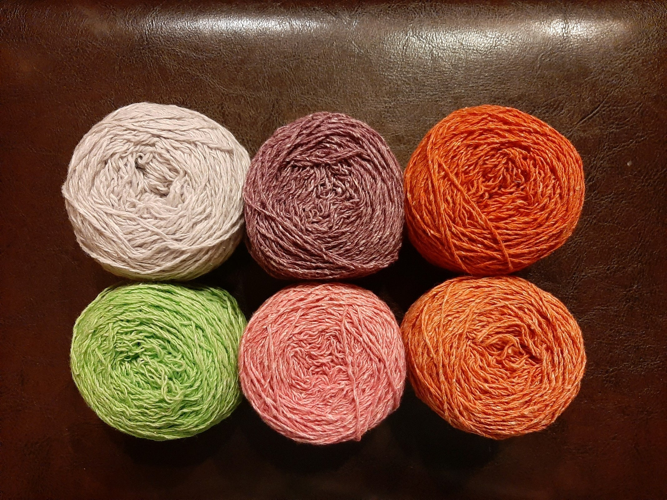 Mist MINI Skeins