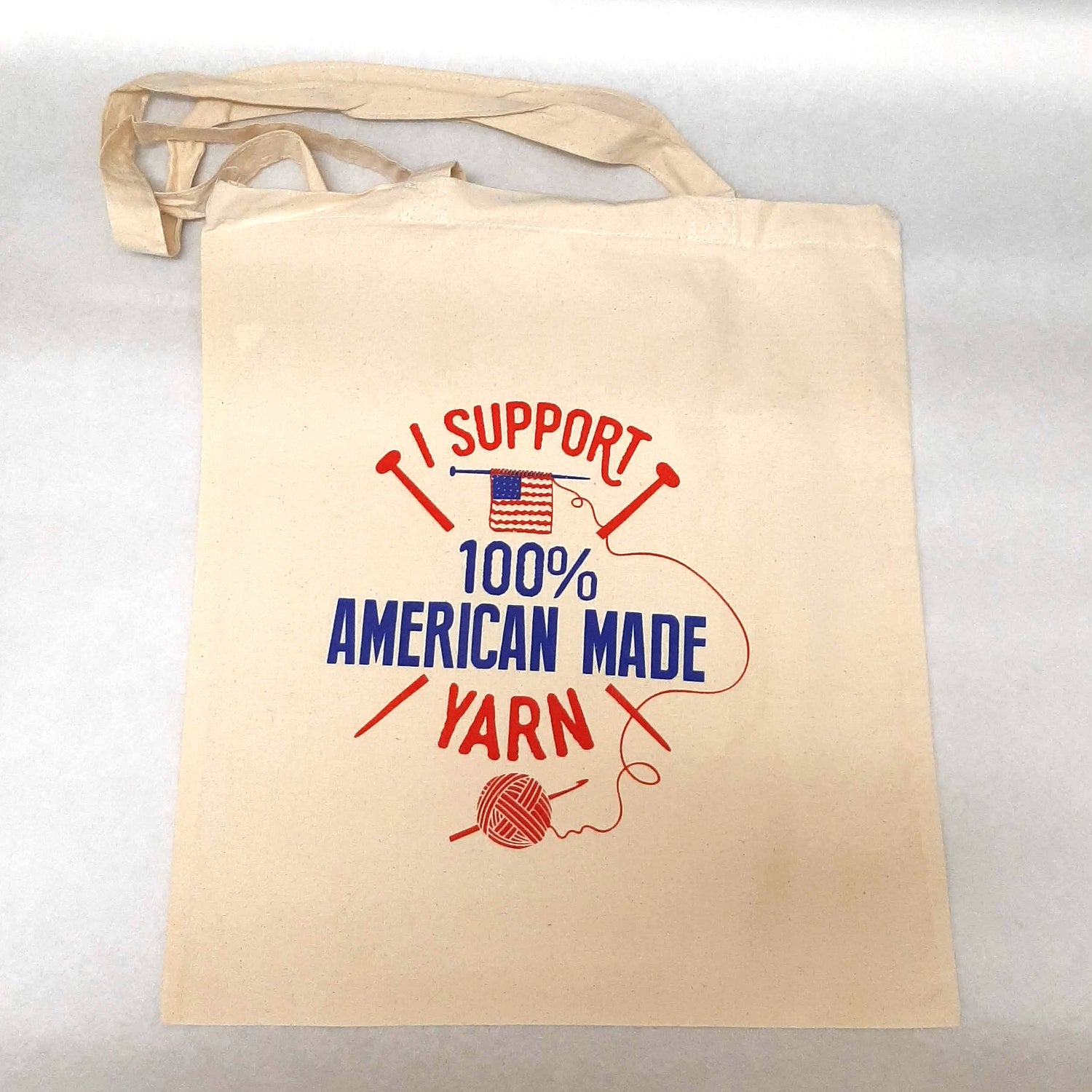 Made in the USA tote