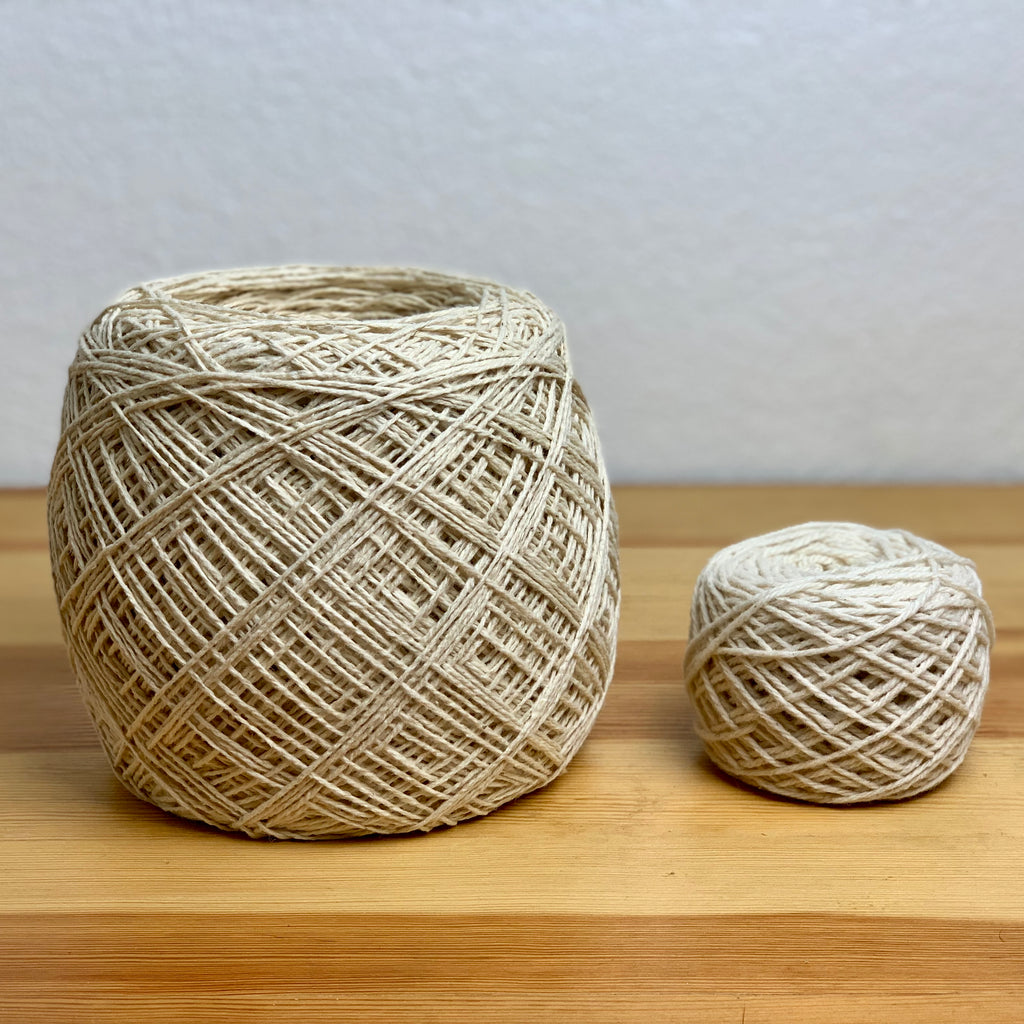 MEGASKEIN compared with regular skein