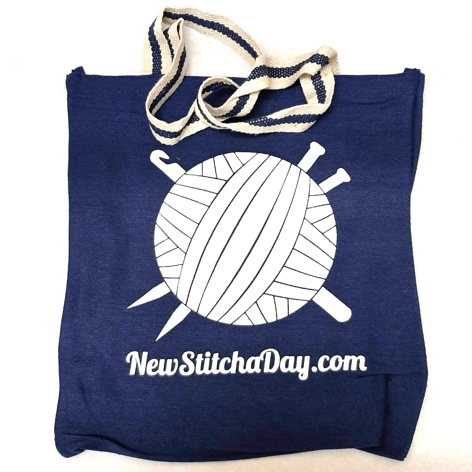 New Stitch A Day Retro Tote