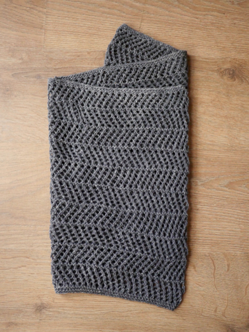 HANTEN Knit Cowl Pattern (Knit)