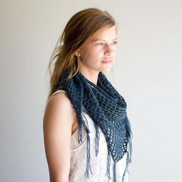 SWEETGUM Shawl Pattern (Crochet)
