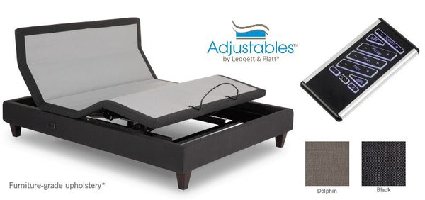 Premier 2.0 Furniture Style Adjustable Bed Base - Factory Bed