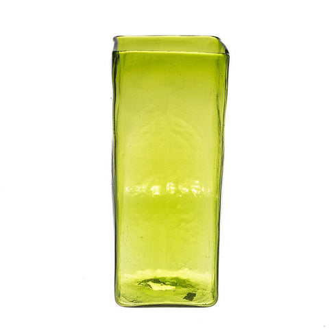 Cancun Vase - Lime