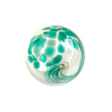 "SPHERE - 3"" Teal Dot & Dash"