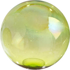 "Sphere - 10"" Lime Luster"