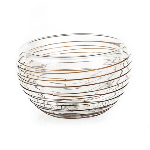 "Thread Bowl - 10"" Chocolate"