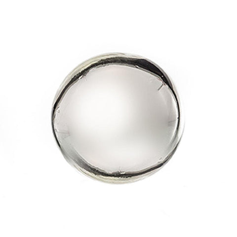 "Sphere - 3"" Silver Plated"