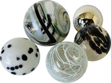 NEW Sphere Set of 5 - Onyx