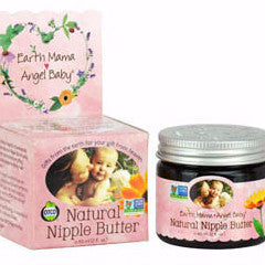 Natural, lanolin-free nipple cream