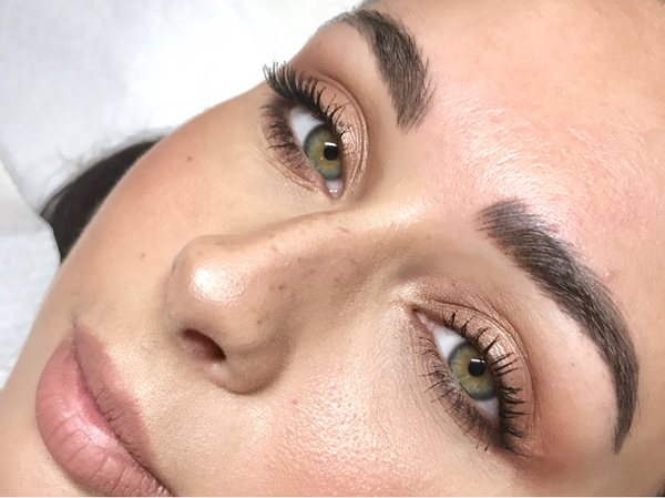 Brianna Healed Blade & Shade Eyebrows