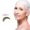Perfect for clients who are greying with 'salt & pepper' hair.
