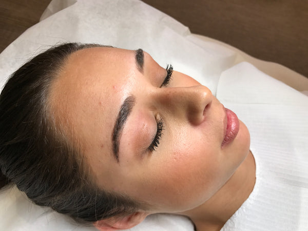 Microblading healing day by day - Tina Davies Professional