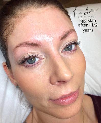Microblading: How does it fade? - Tina Davies Professional