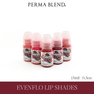 Evenflo Colours | Lip Shades