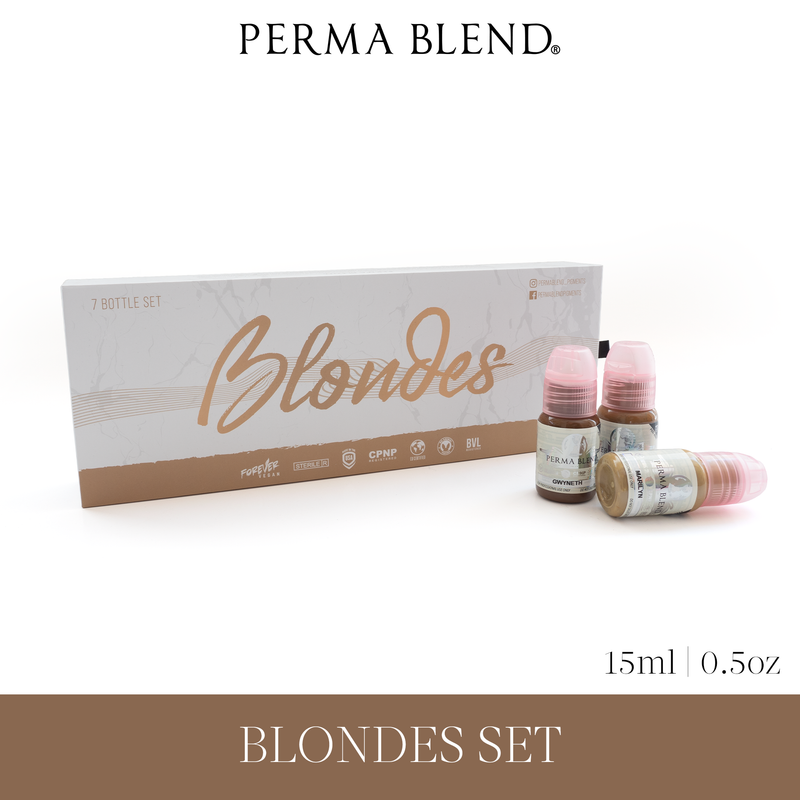 Blonde Kit | Perma Blend | 0.5oz