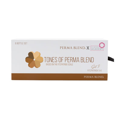 Tones of Perma Blend Set 3 (Fitzpatrick 5-6)