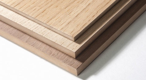 Veneered MDF Various Species