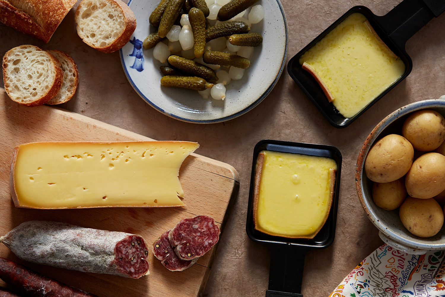 The Raclette Party Feastive