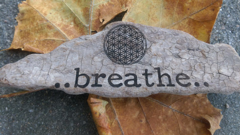 Breathe - Flower of life