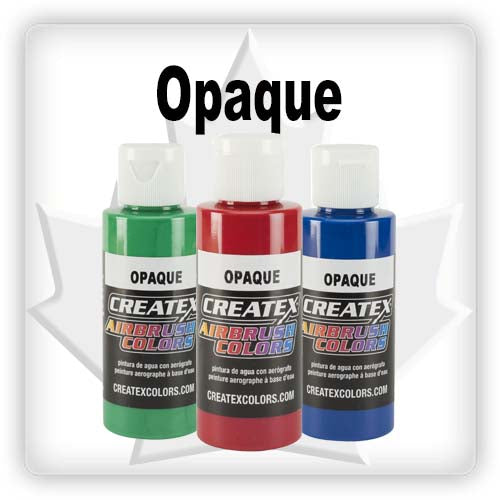 Createx Colors: Opaque