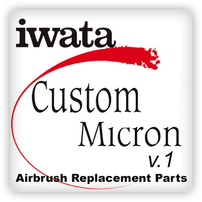 iwata Custom Micron v1 Replacement Parts