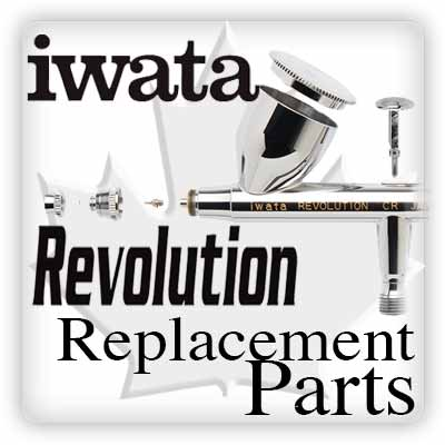 iwata Revolution Replacement parts