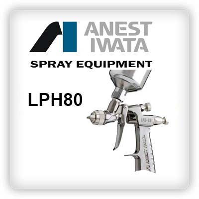 Mini HVLP Spray Guns