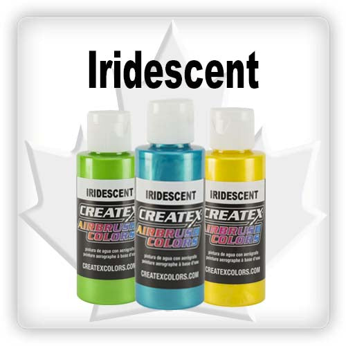 Createx Colors: Iridescent