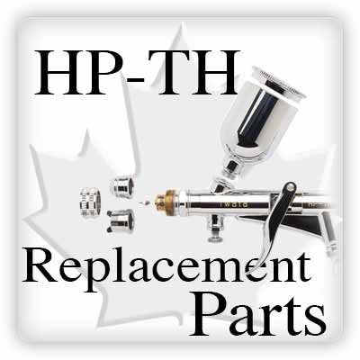 iwata Hi-Line HP-TH Airbrush Replacement Parts