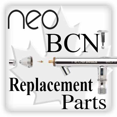 NEO BCN Airbrush Parts