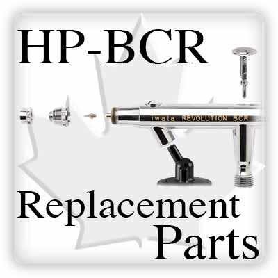 Revolution HP-BCR Parts