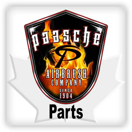 Paasche Airbrush Replacement Parts