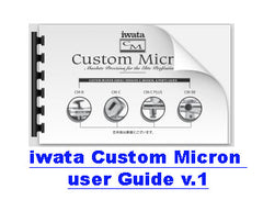 iwata custom micron manual version 1
