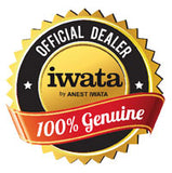 Genuine iwata airbrush replacement parts and spares