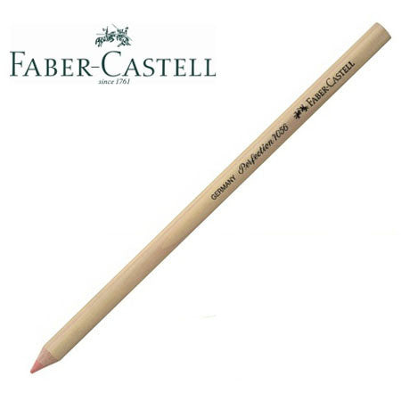 7056 Faber-Castell Perfection Eraser - soft pink