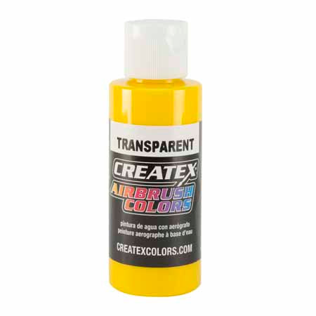 5114 Createx Transparent Brite Yellow