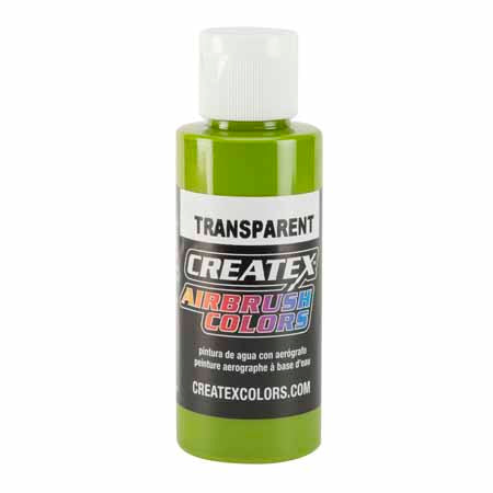 5115 Createx Transparent Leaf Green