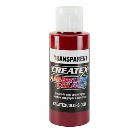 5124 Createx Transparent Deep Red