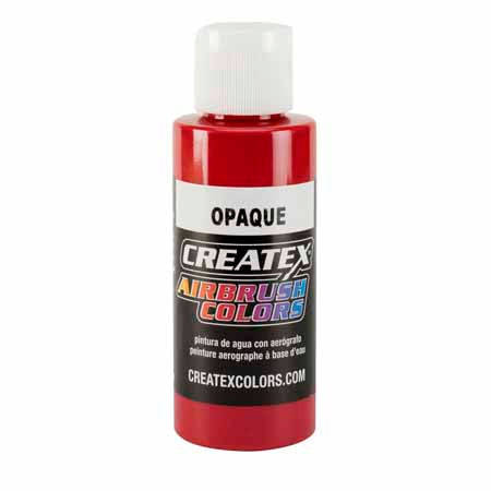 5210 Createx Colors: Opaque Red