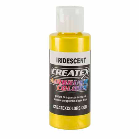 5503 Createx Colors: Iridescent Yellow