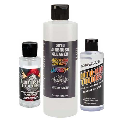 Airbrush clear 5618 and Airbrush Paint Reducer