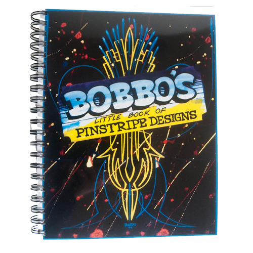 Bobbo's Little Book of Pinstriping Designs