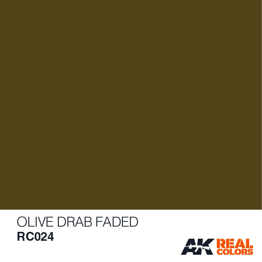 Olive Drab Faded