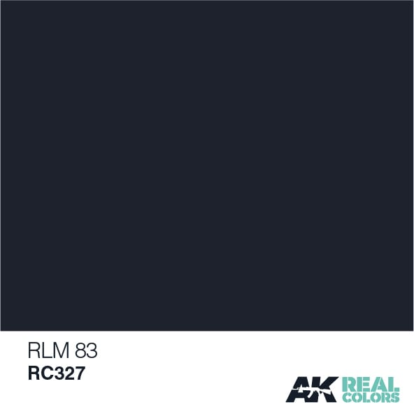 AK Interactive Real Colors RLM 83 10ml